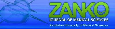 Zanko Journal of Medical Sciences